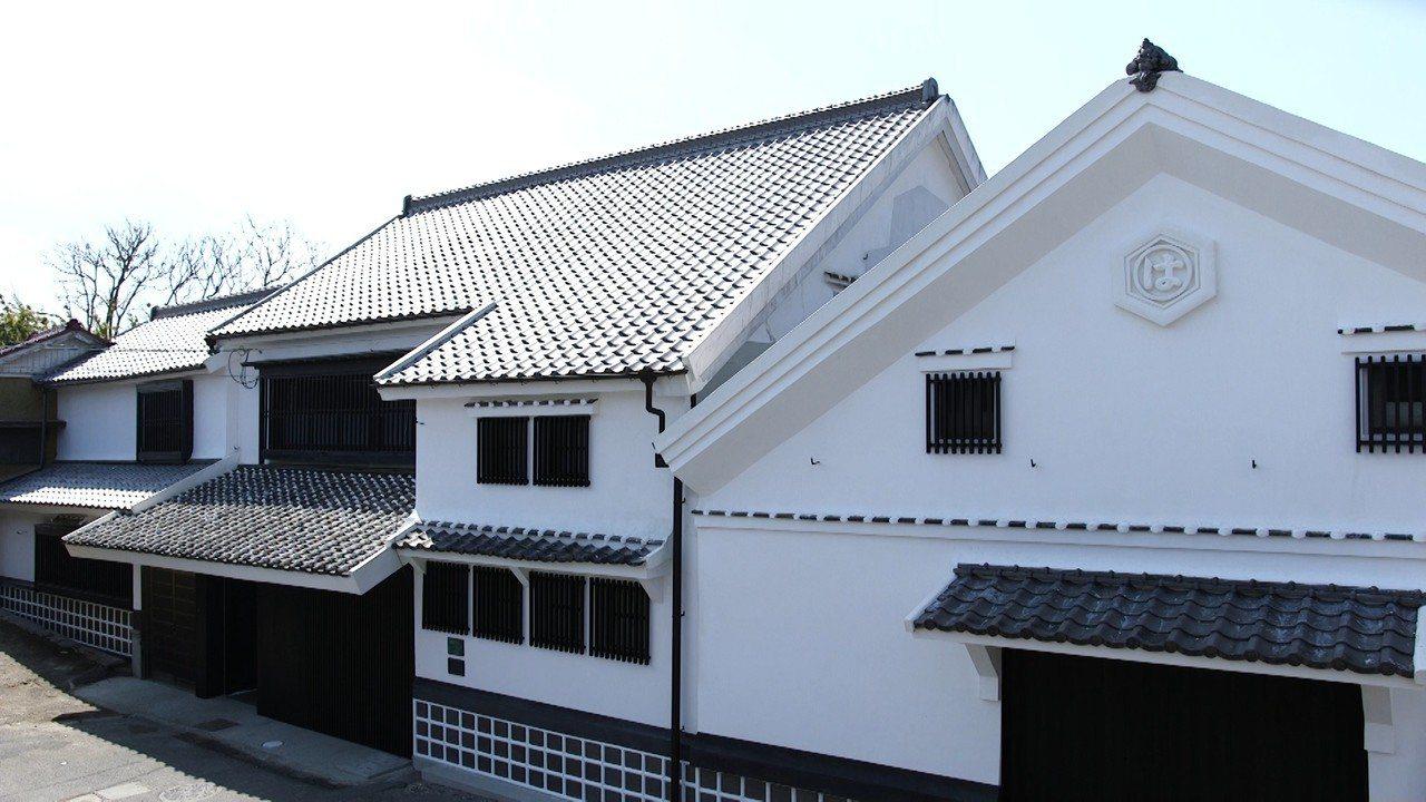 日本政府於2007年把濱田醬油廠列為國家級文化遺產。圖/業者提供