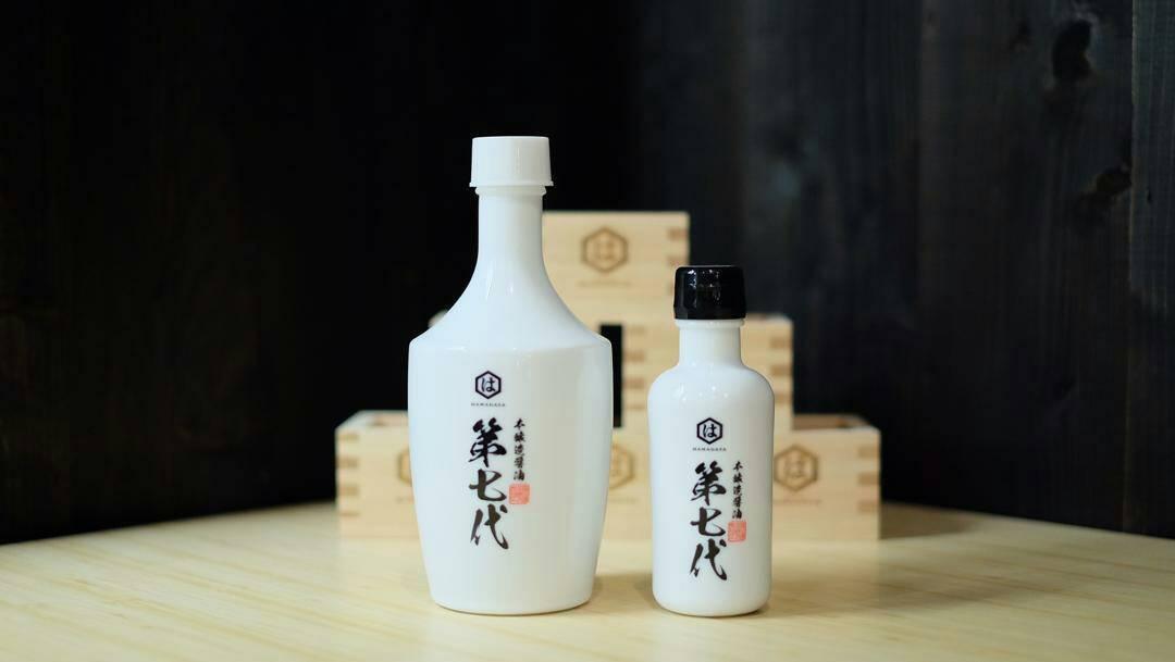 第七代濱田醬油,是不加糖的甜口酱油。圖/業者提供