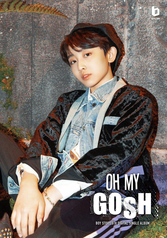 「BOY STORY」成員澤宇。圖/環球唱片提供