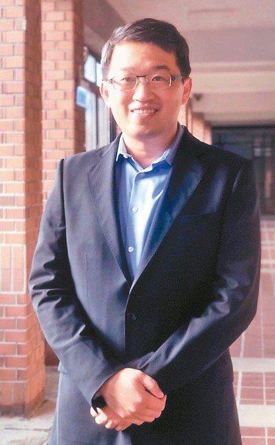 台大應力所副教授陳建甫。 記者劉嘉韻/攝影