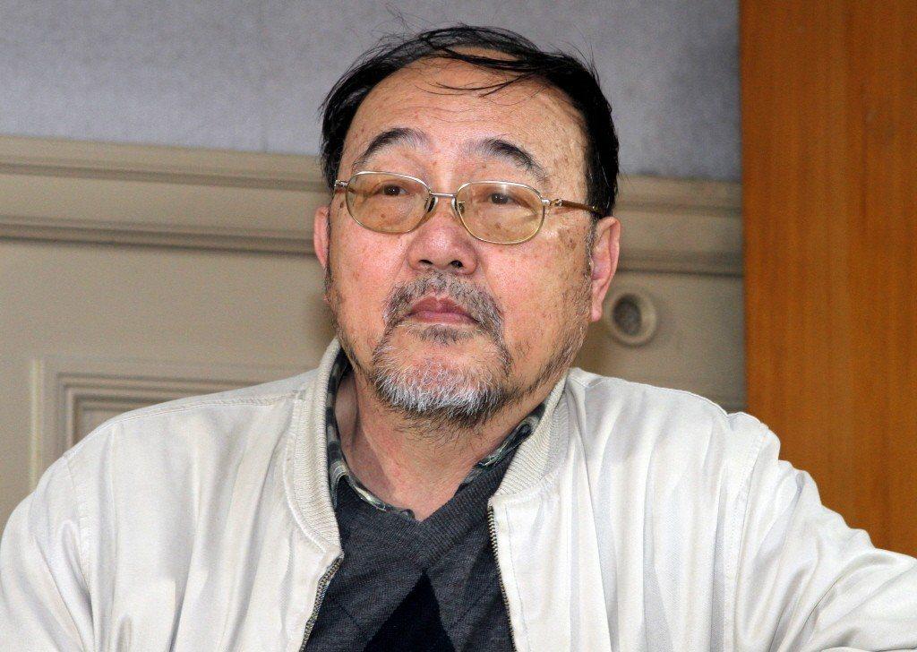 柯慶明教授。 聯合報系資料照片/記者曾學仁攝影