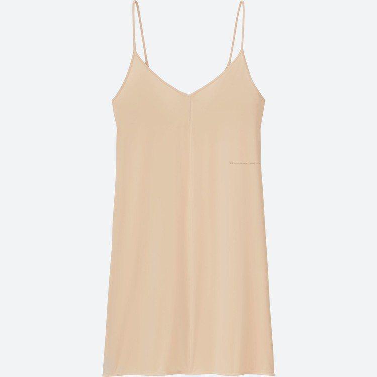 女裝 AW AIRism 襯裙,790元。圖/UNIQLO提供