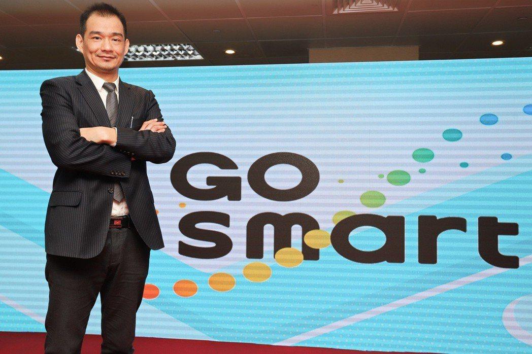 GO SMART祕書處祕書長李鎮宇強調,北市於智慧交通的專業度已受國際推崇,下一...