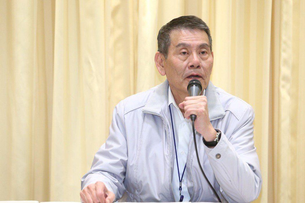 華航董事長確定由總經理謝世謙內升。 報系資料照
