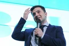 烏克蘭大選首輪開票逾5成 諧星遙遙領先
