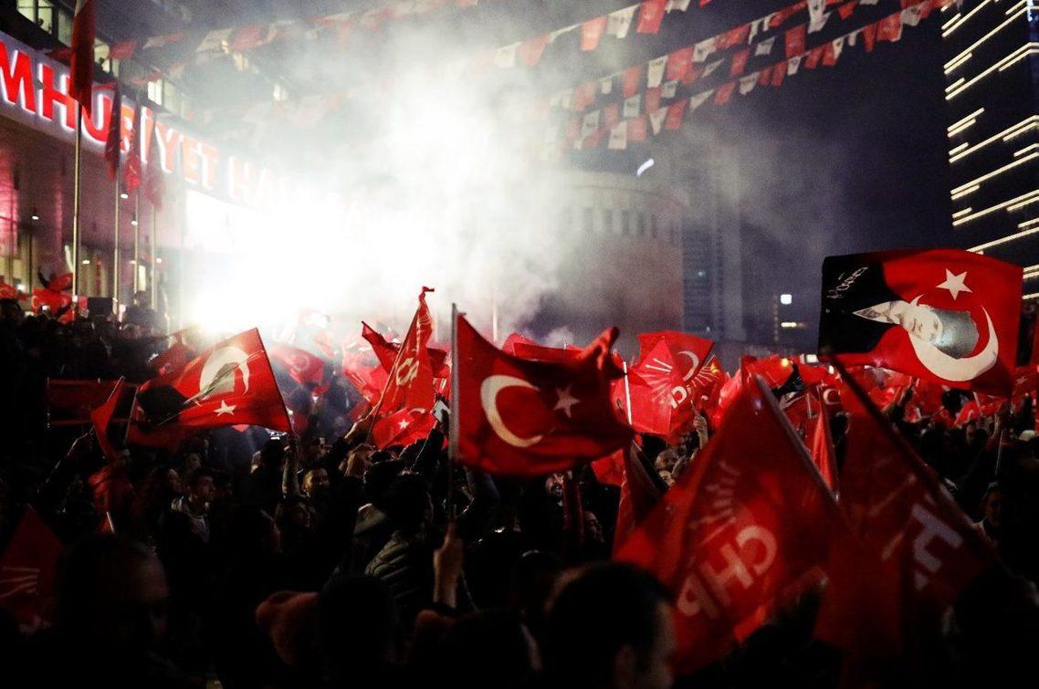 主政16年未嚐一敗的總統厄多安(Recep Tayyip Erdoğan),在3...