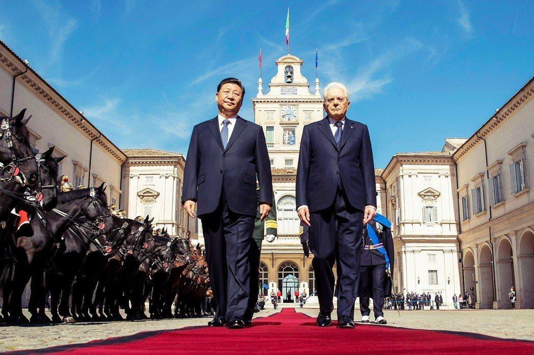 中義簽署了10份備忘錄(MOU),內含29項商業協議,價值約為25億歐元(約86...