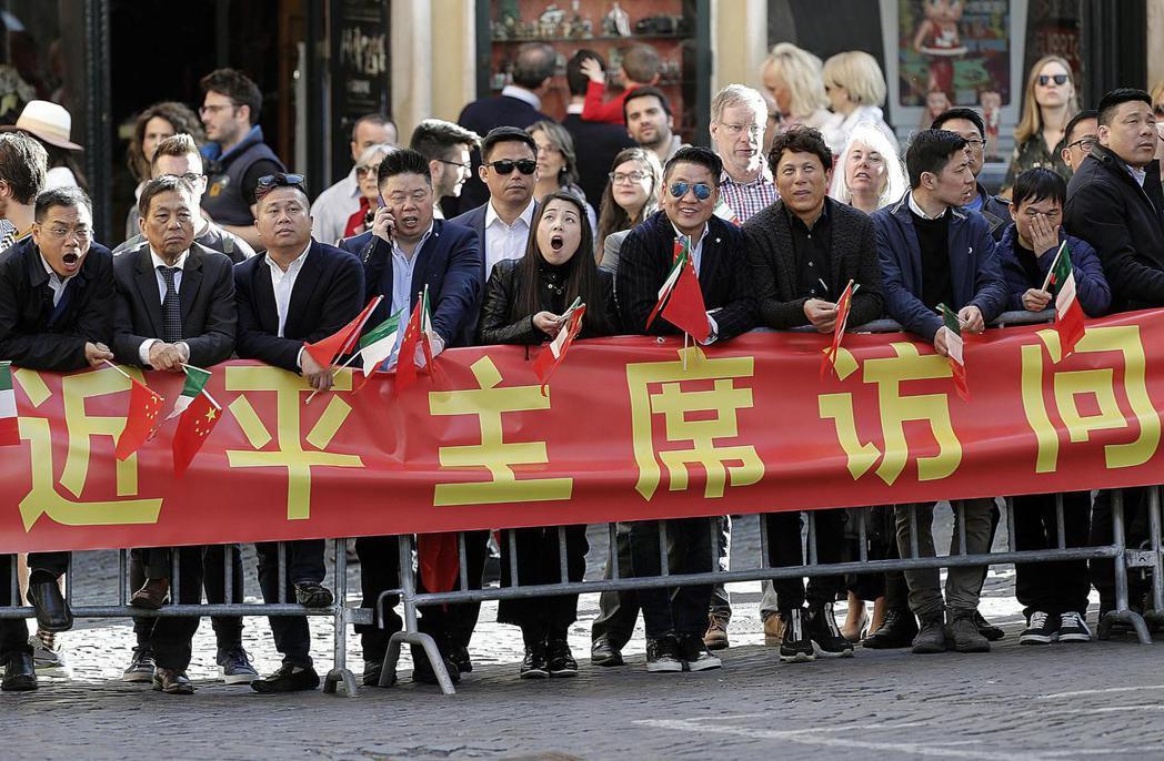 受困於美中貿易戰、經濟再平衡等因素,中國經濟逐漸下行,義大利能分享的紅利也逐漸減...