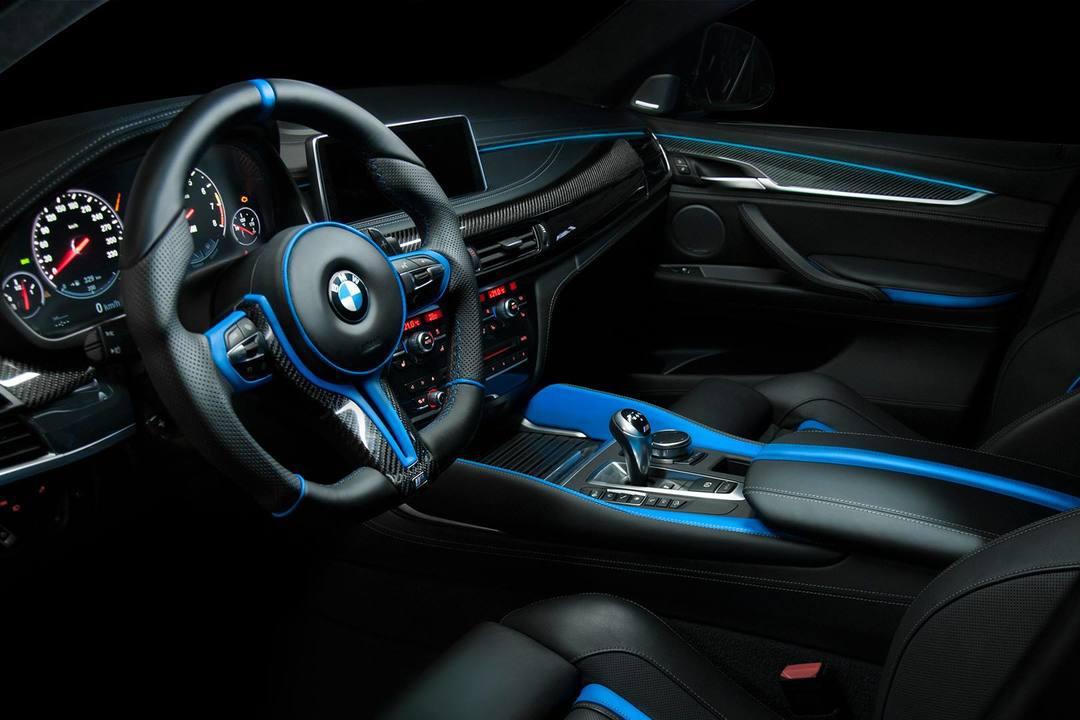嫌BMW X6 M內裝太單調?保加利亞改裝廠Vilner客製化真的有料!
