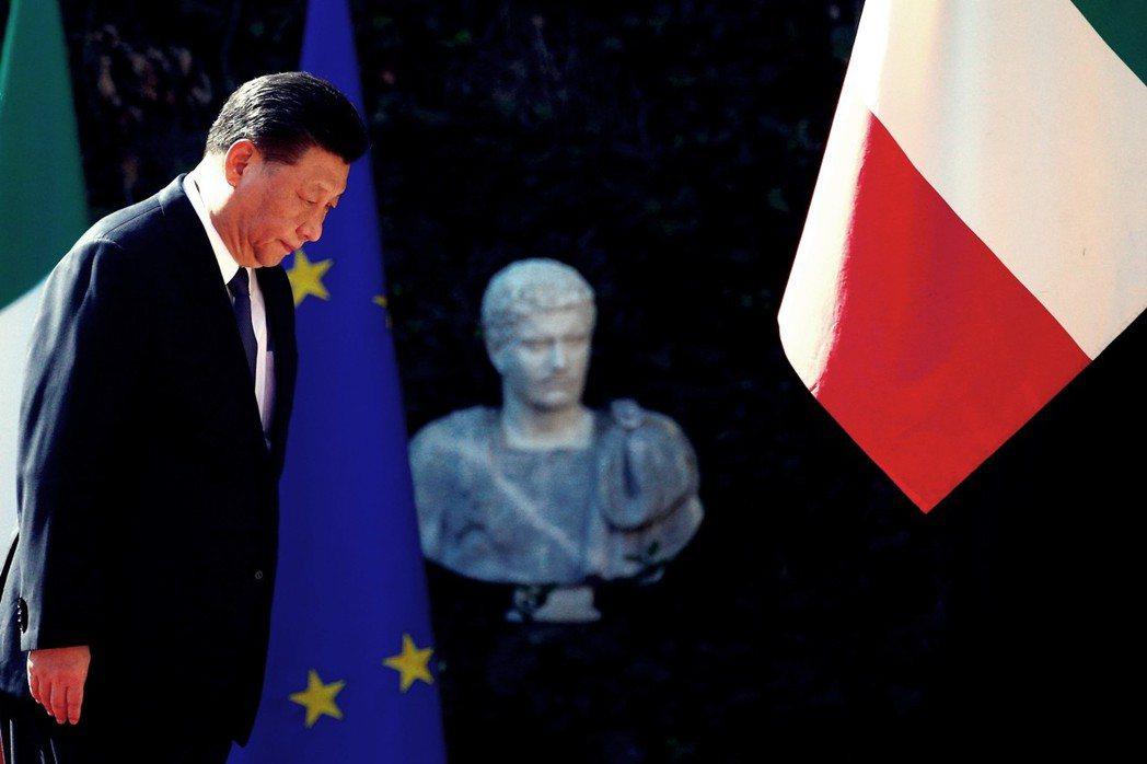 義中關係已邁入新局,對歐盟而言,想在美中爭霸、俄羅斯環伺間存活,團結是唯一之路,...