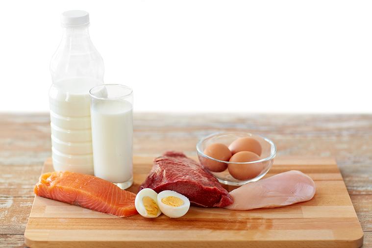 蛋白質食物。 圖/ingimage
