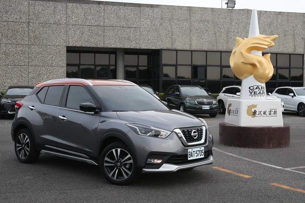 2019車訊風雲獎 Nissan Kicks獨拿三獎成大贏家
