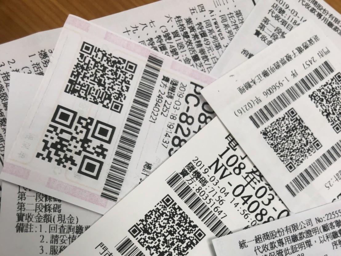 開錯的發票仍可兌獎。聯合報系資料照/記者劉嘉韻攝影