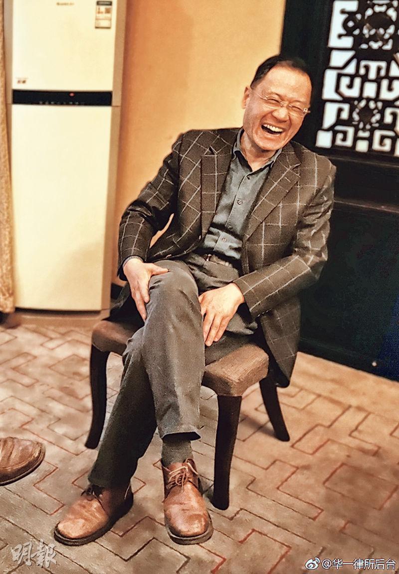 重慶師範大學副教授唐雲。香港明報