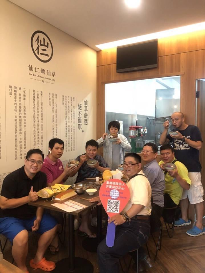 推行動支付有成,台南安平魅力商圈下月有免費活動。圖/台南市經發局提供