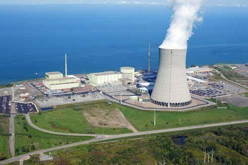 大陸現有運行和在建核電機組56台,機組數量已達到世界第三位。照片/百度圖庫