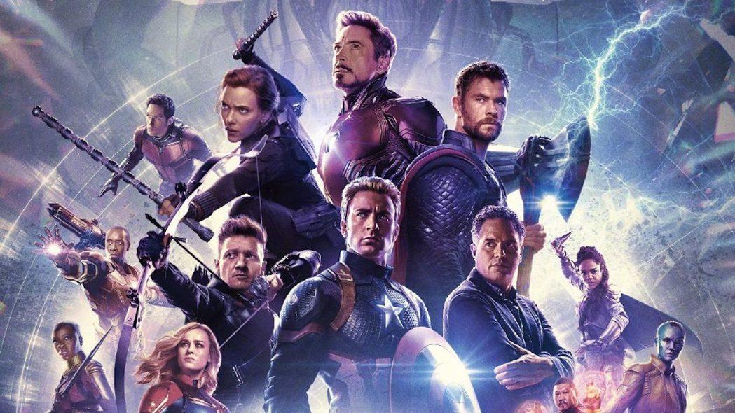 「復仇者聯盟:終局之戰」最新海報引人注目。圖/摘自推特