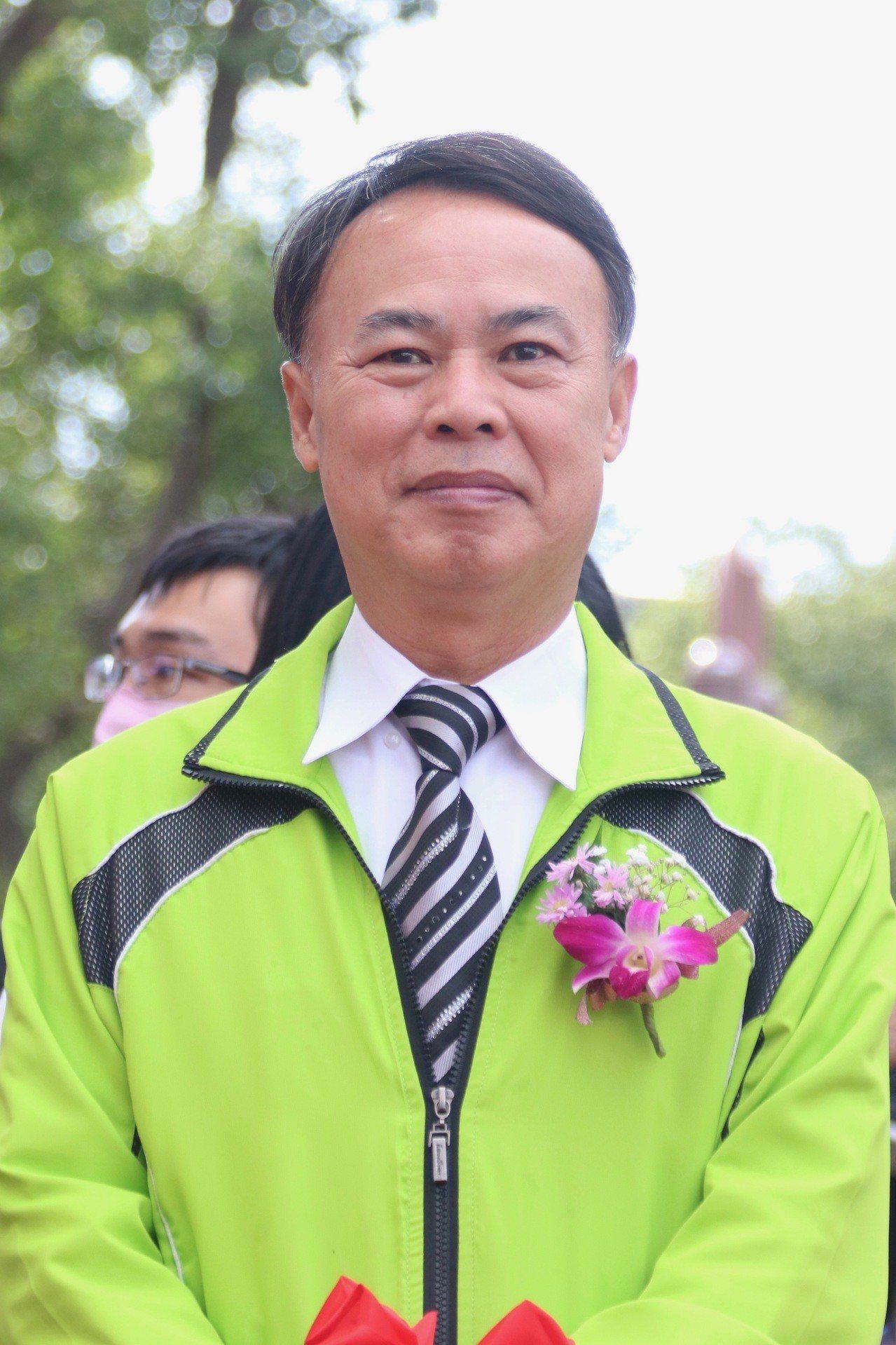 陳志謀。圖/報系資料照