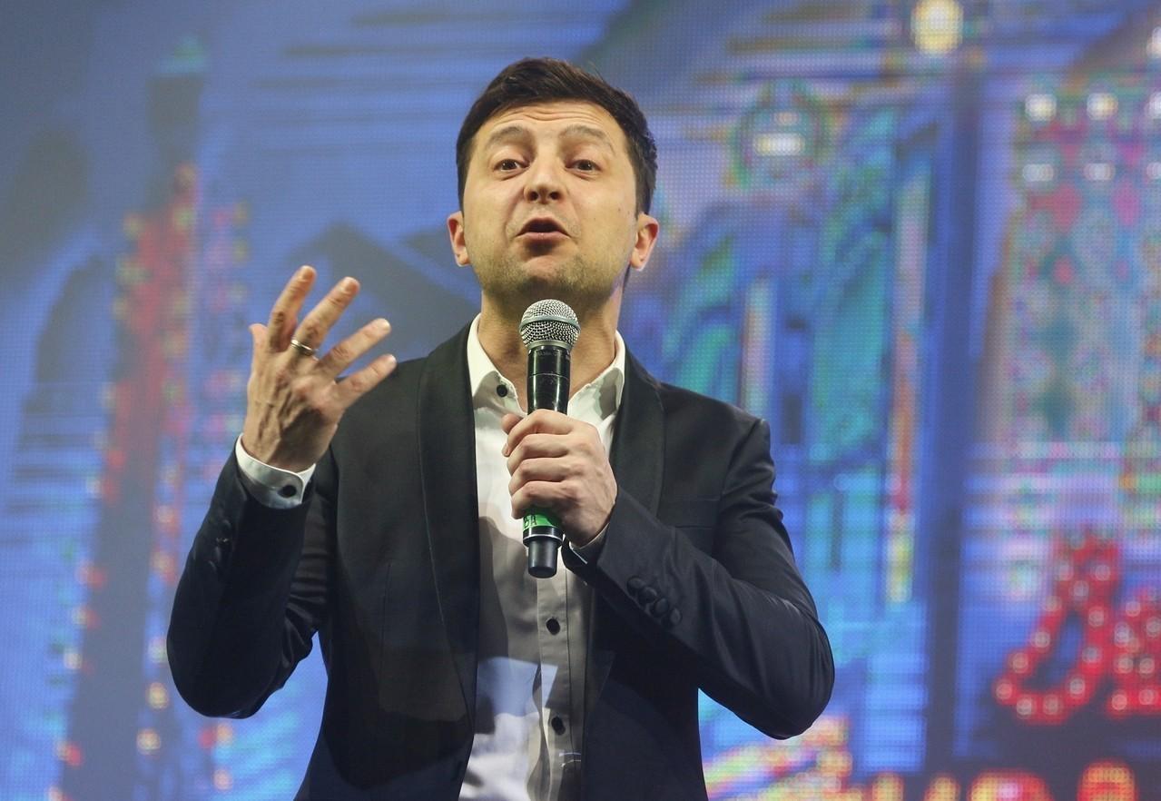 受夠根深蒂固的貪腐和渴望改變的烏克蘭人,很可能將政治素人澤倫斯基送上總統寶座。。...