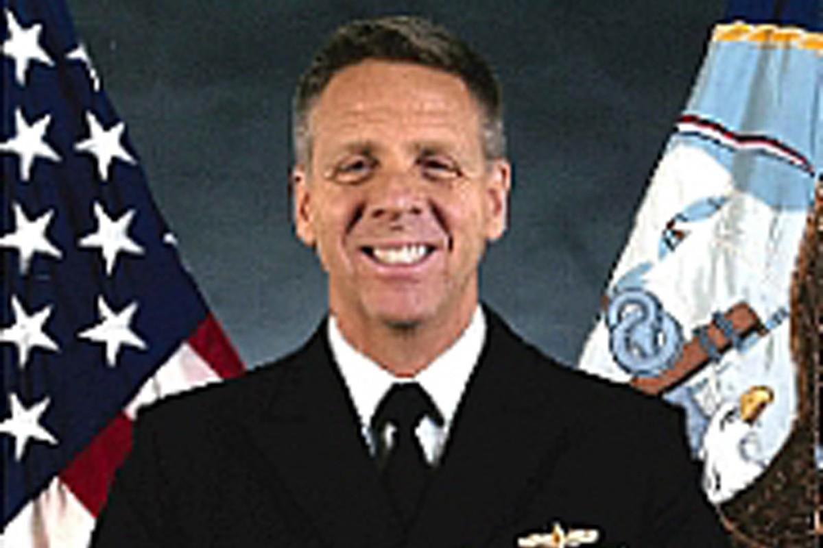 美軍印太司令部司令戴維森。 圖/取自美國海軍網站