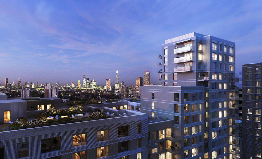 倫敦Oval Village南方圓景打造倫敦新生活 瑞普萊坊/提供