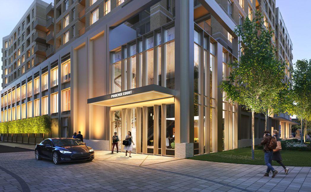 倫敦優質新建案Oval Village南方圓景社區功能及生活機能完善,交通更是便...