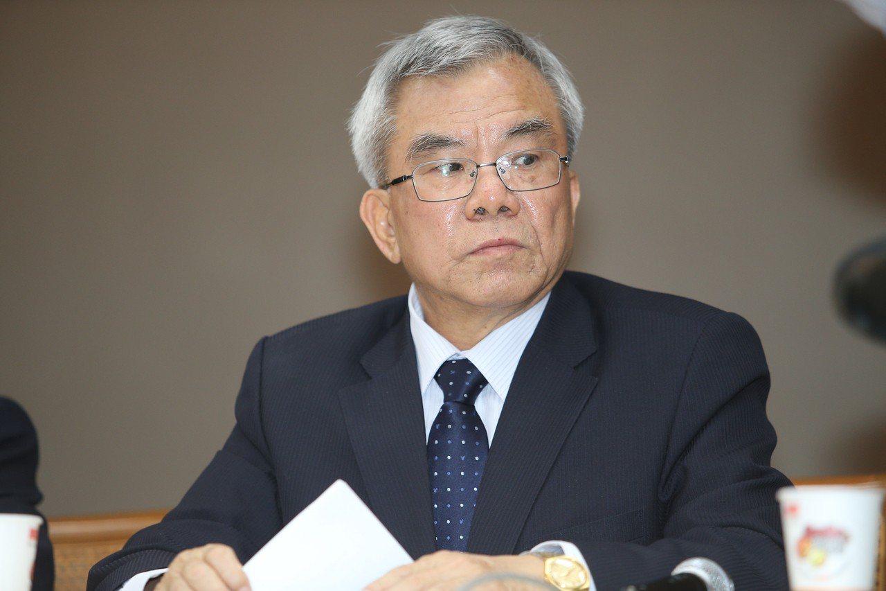 彰銀董事長張明道。報系資料照