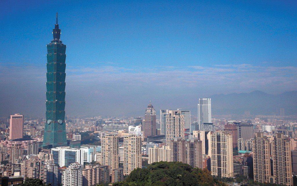 台北101。 圖/聯合報系資料照片