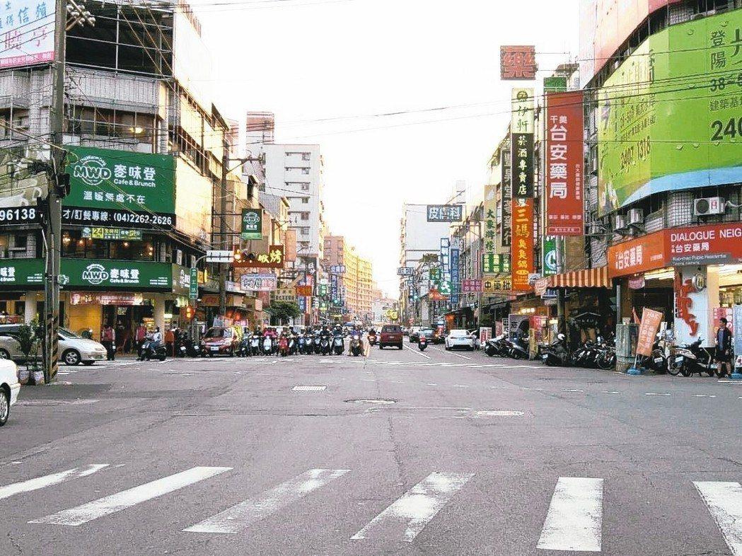 台中三大屯區滯銷住宅多。 圖/台灣房屋提供