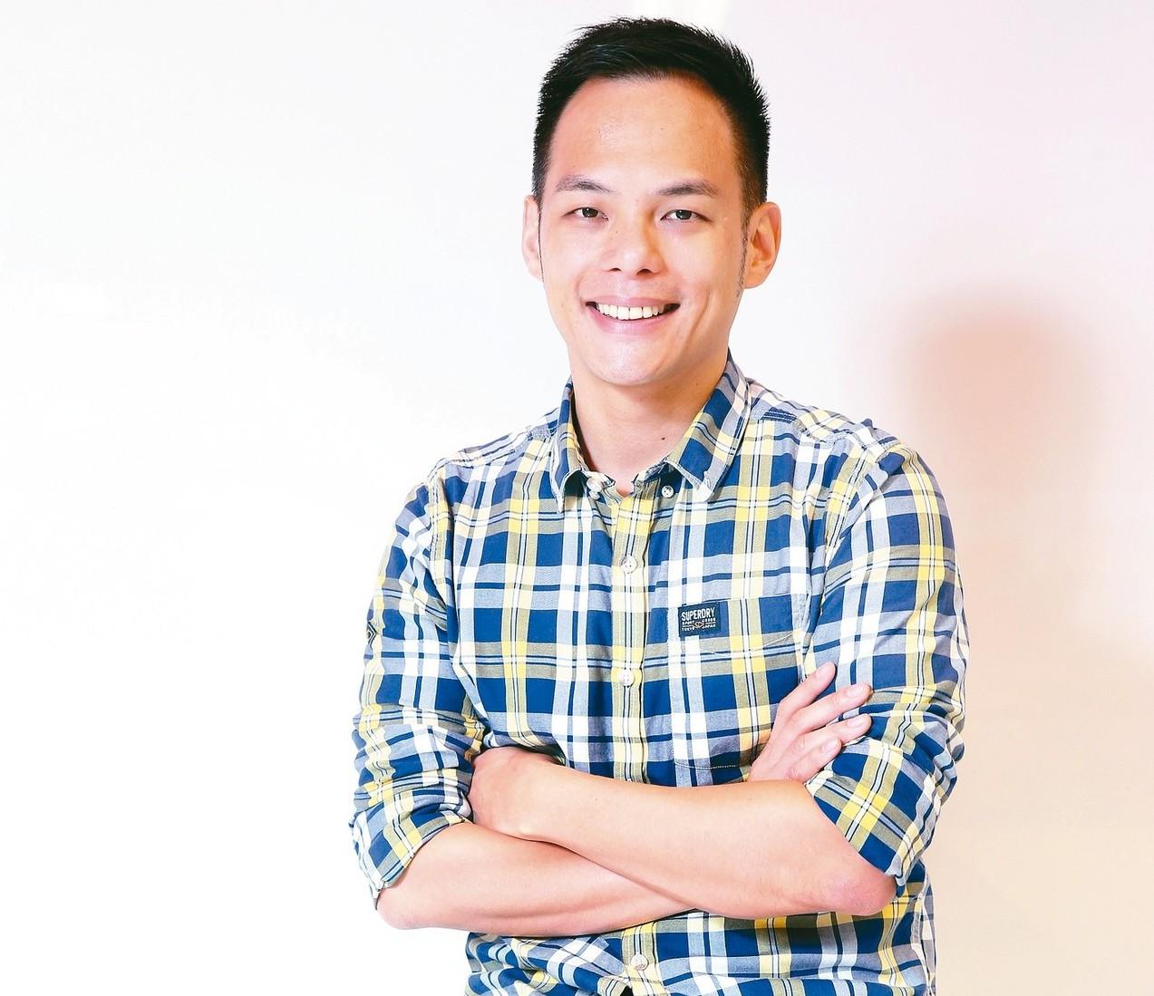 台灣大新任總經理林之晨。 圖/聯合報系資料照片
