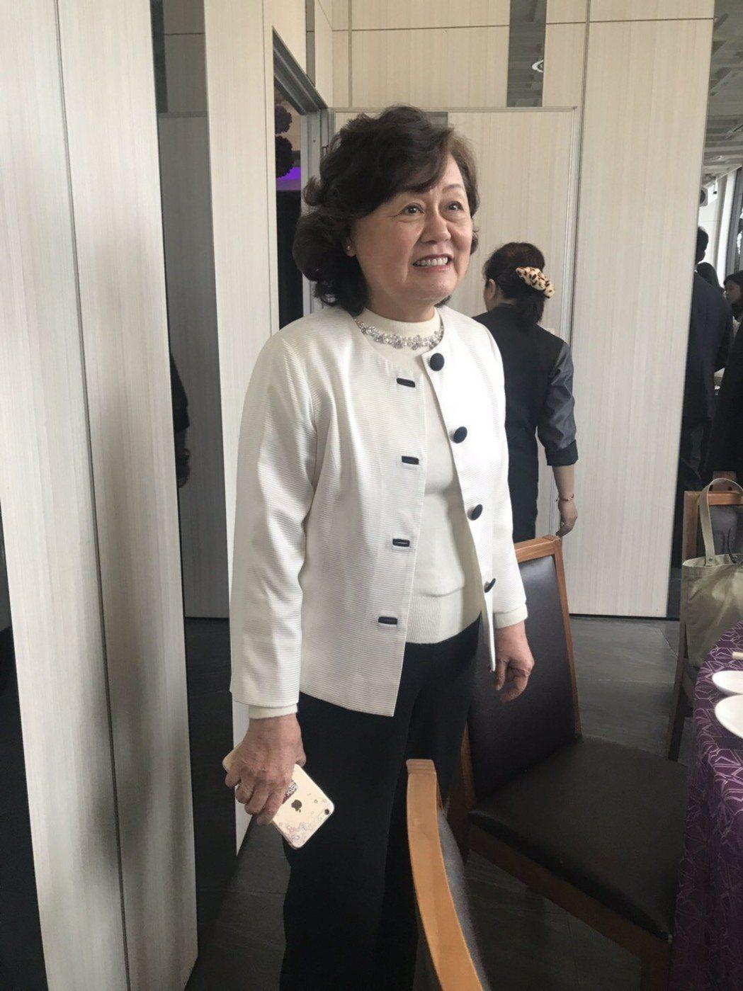王明玉正式成為新任民視董事長。圖/民視提供