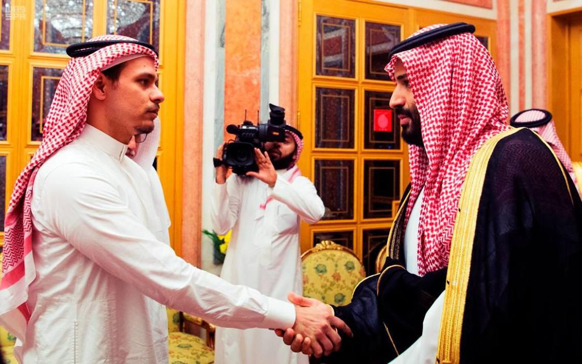4月1日《華郵》揭露,直指過去半年沙國王室不斷威逼利誘,向哈紹吉遺族秘密配給了總...