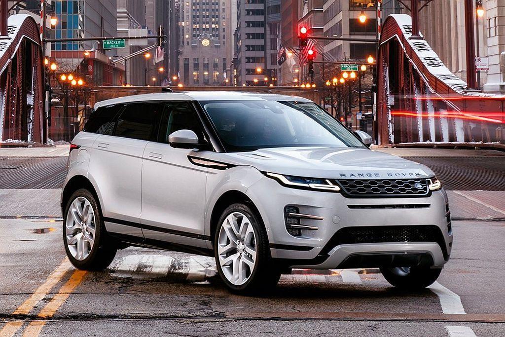 已經發展到第二世代的Land Rover Range Rover Evoque,...