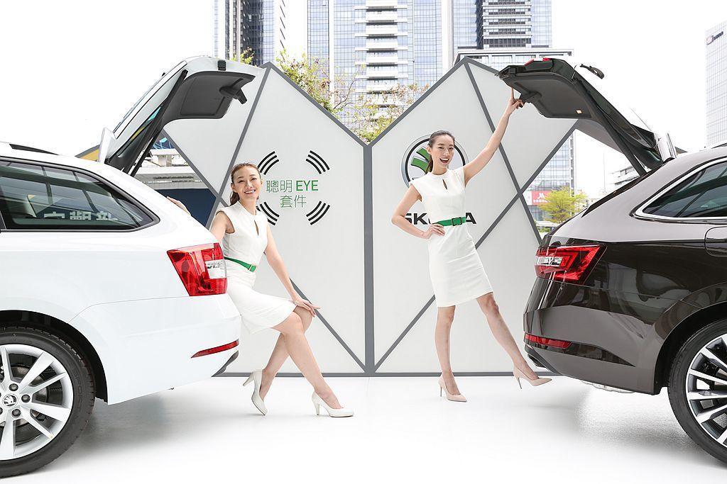 Skoda Taiwan針對Octavia 60週年慶推出「5月底前訂車限時免費...