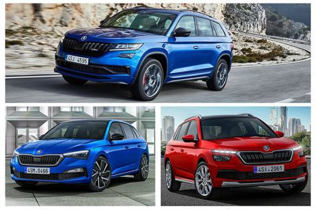 今年排定3款新車接連登場!Skoda汽車年度計畫再衝刺總銷量