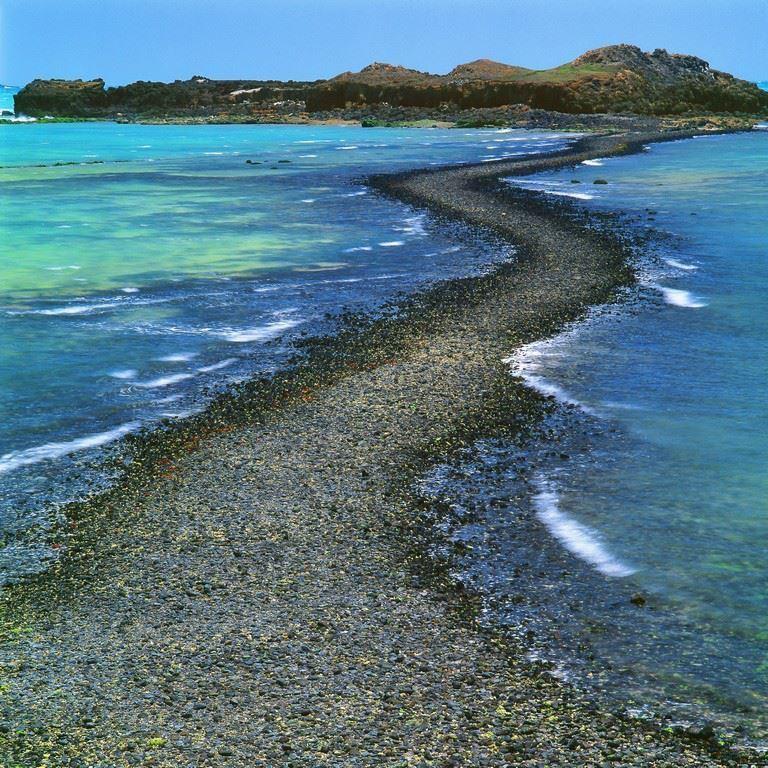 奎壁山-赤嶼 圖/Wikimedia