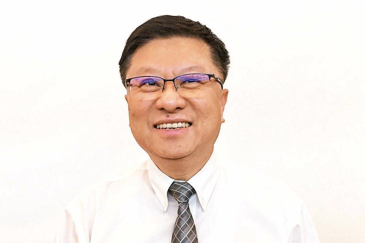 樺漢董事長朱復銓。 報系資料照