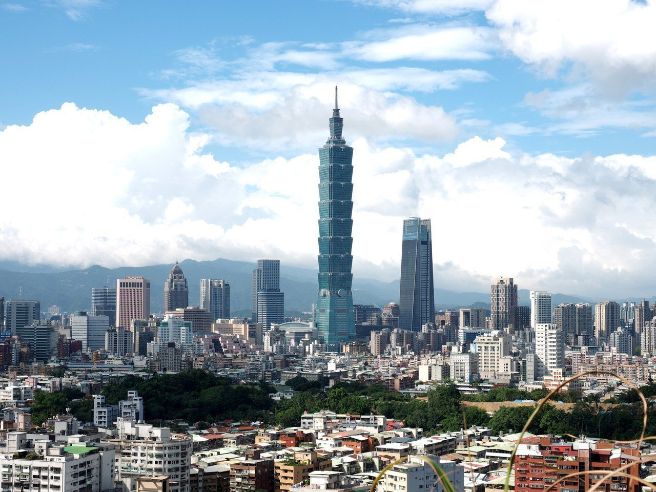 台北超級富豪人數居全球城市第八,但多數富豪低調不喜炫富。歐新社
