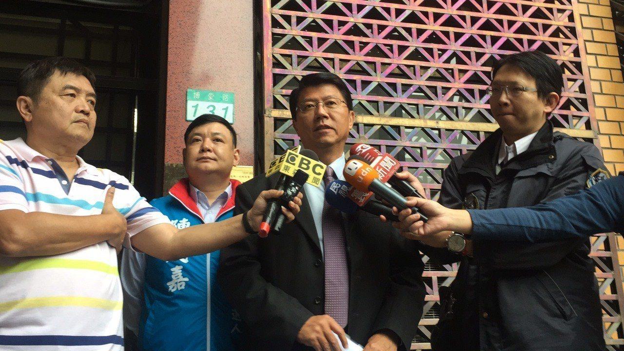 國民黨台南市黨部主委謝龍介今表示,韓國瑜不考慮,不代表國民黨不考慮,也不代表支持...