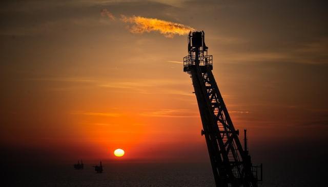 中海油在渤海挖出最大天然氣田,儲量達千億方級。取自界面新聞