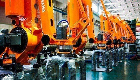 娃哈哈也要做智慧型機器人。圖/界面新聞