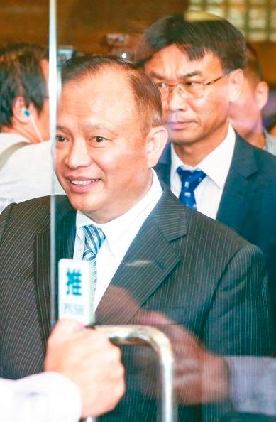 農委會前主委林聰賢傳將出任台肥董事長。本報資料照片