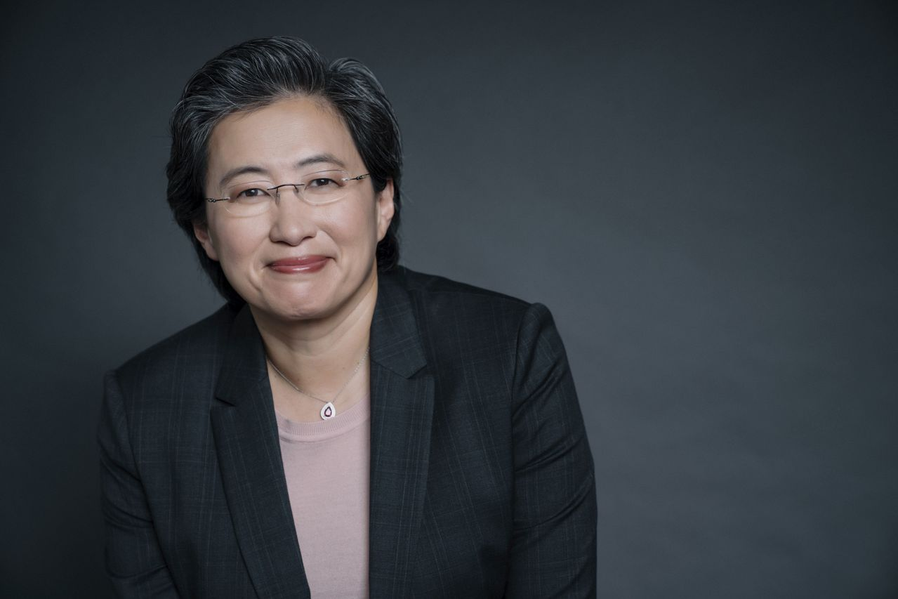 AMD總裁暨執行長蘇姿丰將首度登上COMPUTEX_2019展前國際記者會,並受...