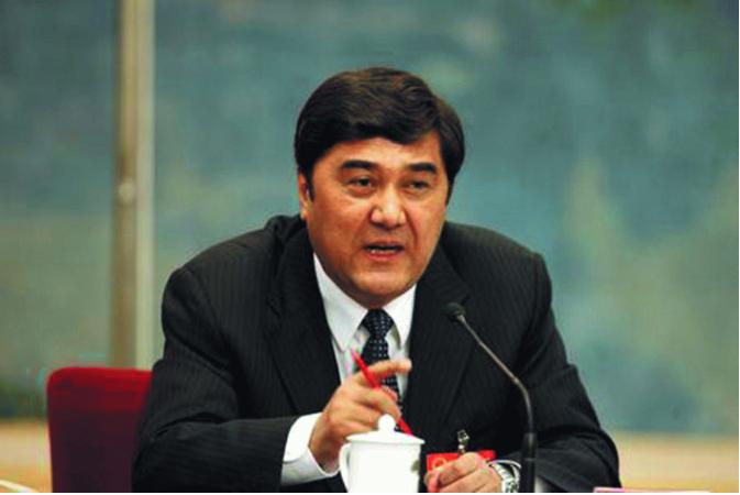 大陸國家能源局原黨組書記、局長維吾爾族的努爾·白克力涉嫌受賄,被中共檢察機關逮捕...