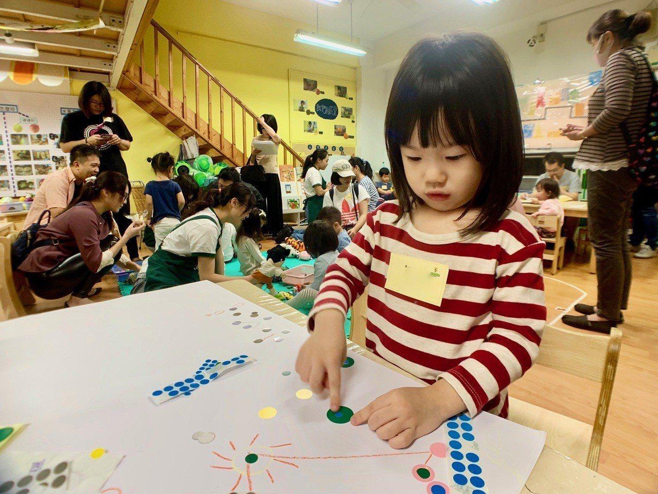 六都準公幼今年8月上路,教育部今天公布的新方案,台中市私立幼兒園加入意願不高。記...