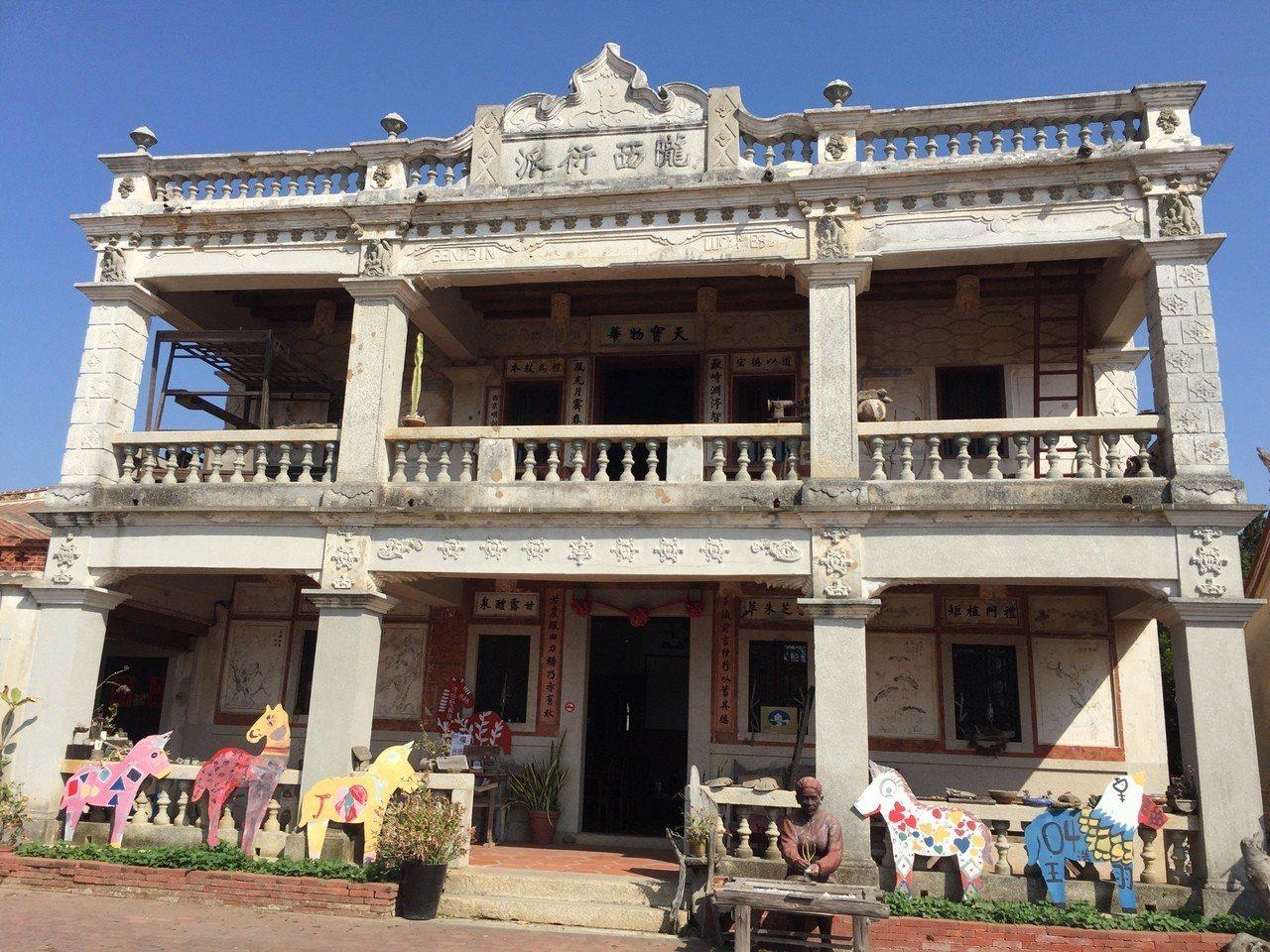 金門縣文化局為鼓勵民眾重視古蹟、歷史建築的保存,增加補助金額,並提高補助金額及項...