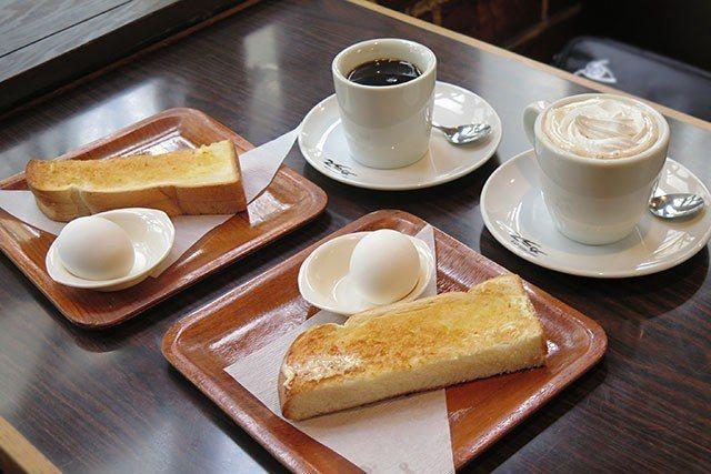 「咖啡處KARASU」連《孤獨的美食家》都曾造訪。圖/業者提供