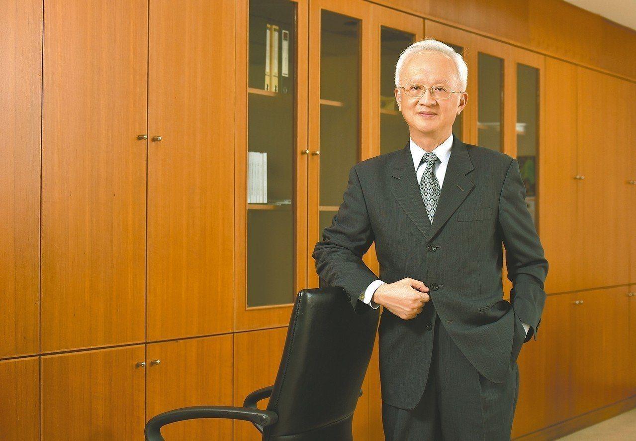 公股行庫高層人事大地震,現任第一金控董事長董瑞斌將另有任用。 圖/第一金控提供
