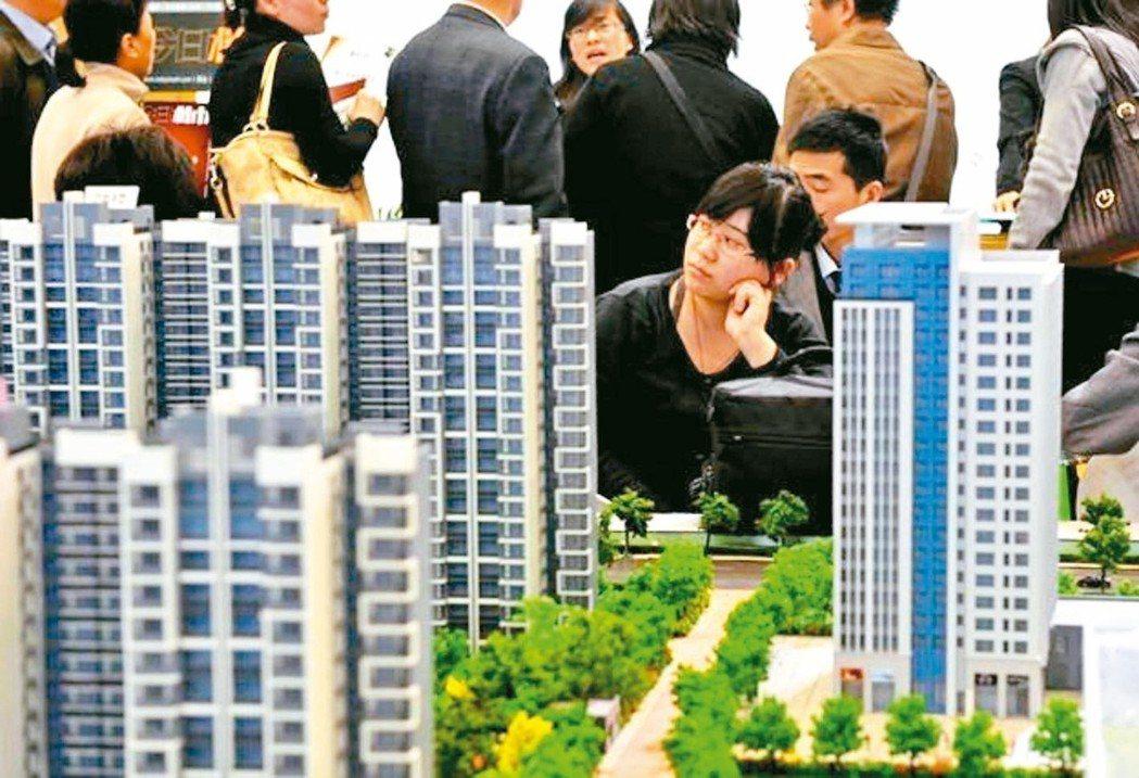 中國大陸去年女性購屋比率達47.9%。 (本報系資料庫)