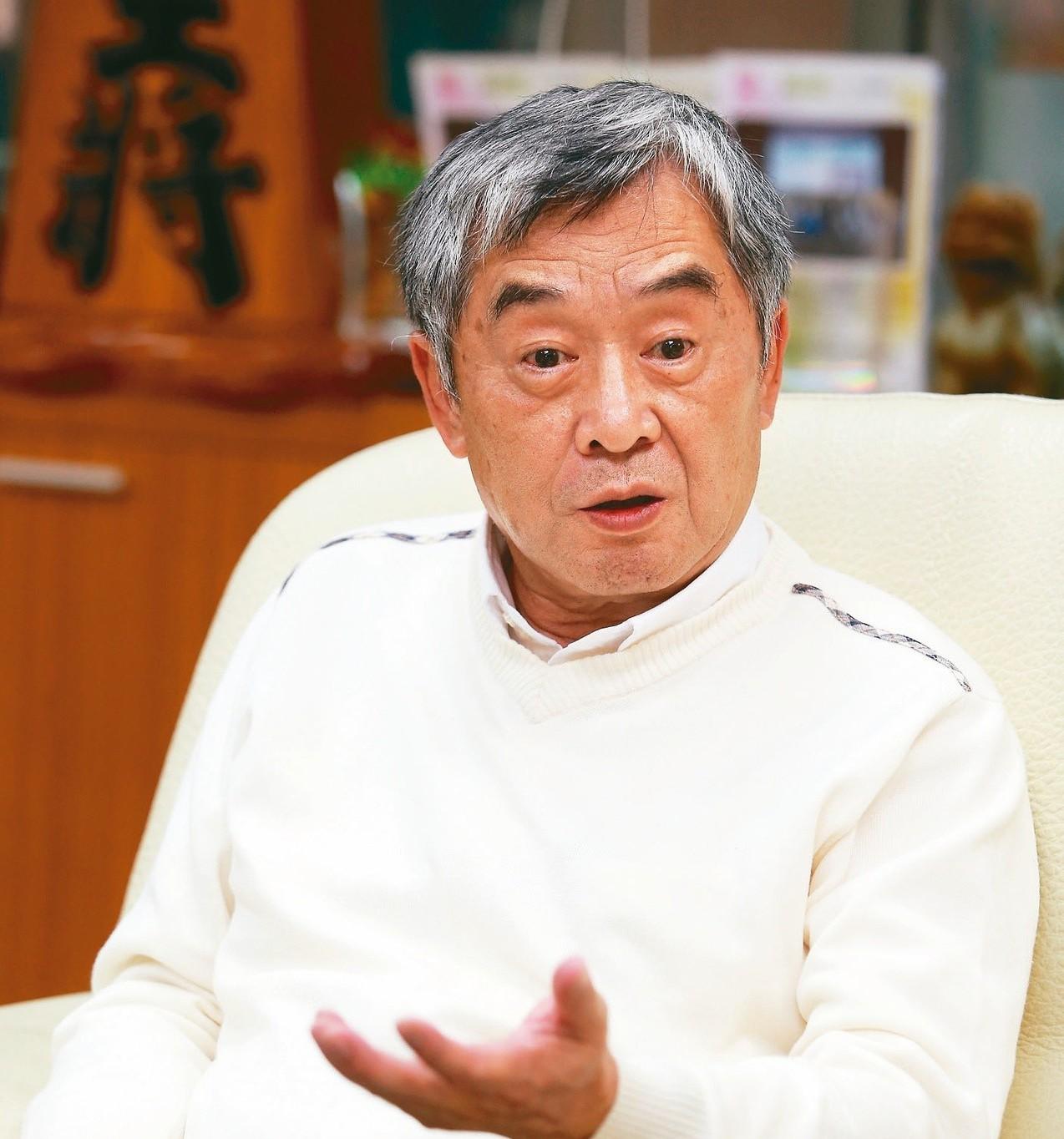 信邦董事長王紹新。圖/聯合報系資料照片